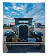 1931 Model T Ford Fleece Blanket