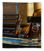 1932 Buick Sedan Fleece Blanket