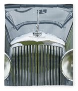 1938 Bentley Fleece Blanket