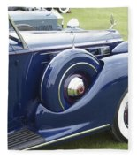 1938 Packard Fleece Blanket