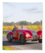 1947 Allard K1 Roadster Fleece Blanket