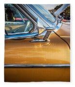 1957 Studebaker Golden Hawk  Fleece Blanket