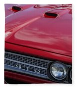 1968 Gto Fleece Blanket