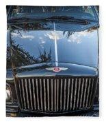 1990 Bentley Turbo R Fleece Blanket
