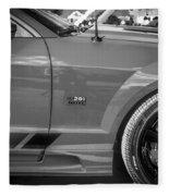 2006 Ford Saleen Mustang Bw Fleece Blanket