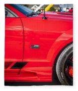 2006 Ford Saleen Mustang  Fleece Blanket