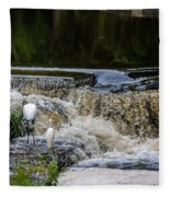 1 500th Of A Second Fleece Blanket