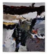 Abstract 8831803 Fleece Blanket