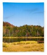 Adirondack Color Vi Fleece Blanket