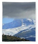 Alcazaba 3315 Meters Fleece Blanket