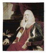 Alexander Wedderburn (1733-1805) Fleece Blanket