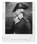 Anthony Wayne (1745-1796) Fleece Blanket
