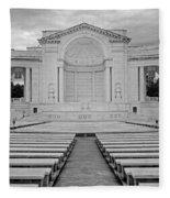 Arlington Amphitheater Fleece Blanket