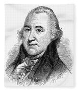 Artemas Ward (1727-1800) Fleece Blanket