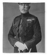Arthur, Duke Of Connaught (1850-1942) Fleece Blanket