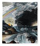 Atmospheric Effects 1846 Fleece Blanket