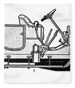 Automobile, C1905 Fleece Blanket