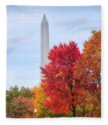 Upward - Autumn High Fleece Blanket