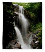 Avalanche Falls Fleece Blanket