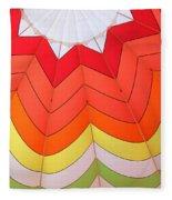 Balloon Fantasy 15 Fleece Blanket