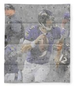 Baltimore Ravens Team Fleece Blanket