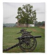 Battlefield Manassas Fleece Blanket
