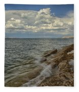 Bear Lake Fleece Blanket