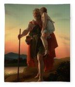 Belisarius Fleece Blanket