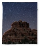 Bell Rock Fleece Blanket