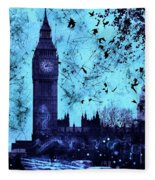 Big Ben Fleece Blanket