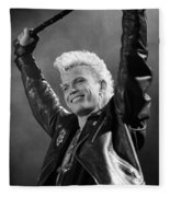 Billy Idol Fleece Blanket