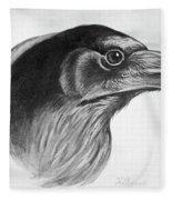 Blackburn Birds, 1895 Fleece Blanket