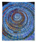 Blue World Fleece Blanket