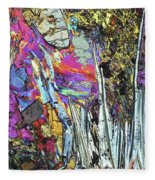 Blueschist Fleece Blanket