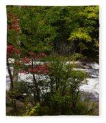 Bog River Fleece Blanket