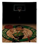 Boston Celtics Fleece Blanket