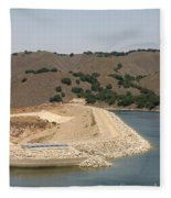 Bradbury Dam Fleece Blanket