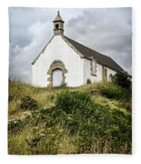 Breton Church Fleece Blanket