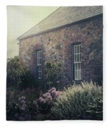 British Cottage Fleece Blanket