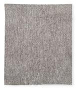 Brown Material Fleece Blanket
