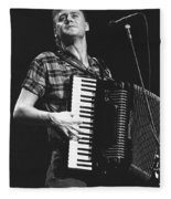 Bruce Hornsby Fleece Blanket
