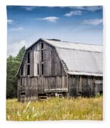 Brutus Barn Fleece Blanket