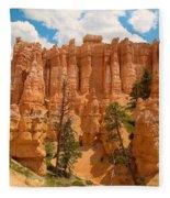 Bryce Hills 2 Fleece Blanket