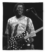 Buddy Guy Fleece Blanket