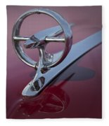Buick 56c Super Classic Fleece Blanket