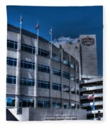 Camp Randall Stadium Fleece Blanket