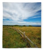 Cape Cod Vista Fleece Blanket