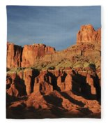 Capital Reef National Park Fleece Blanket