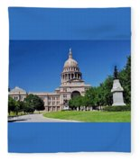 Capital Building Fleece Blanket