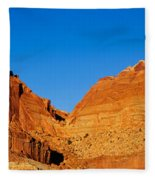 Capitol Reef National Park, Southern Fleece Blanket